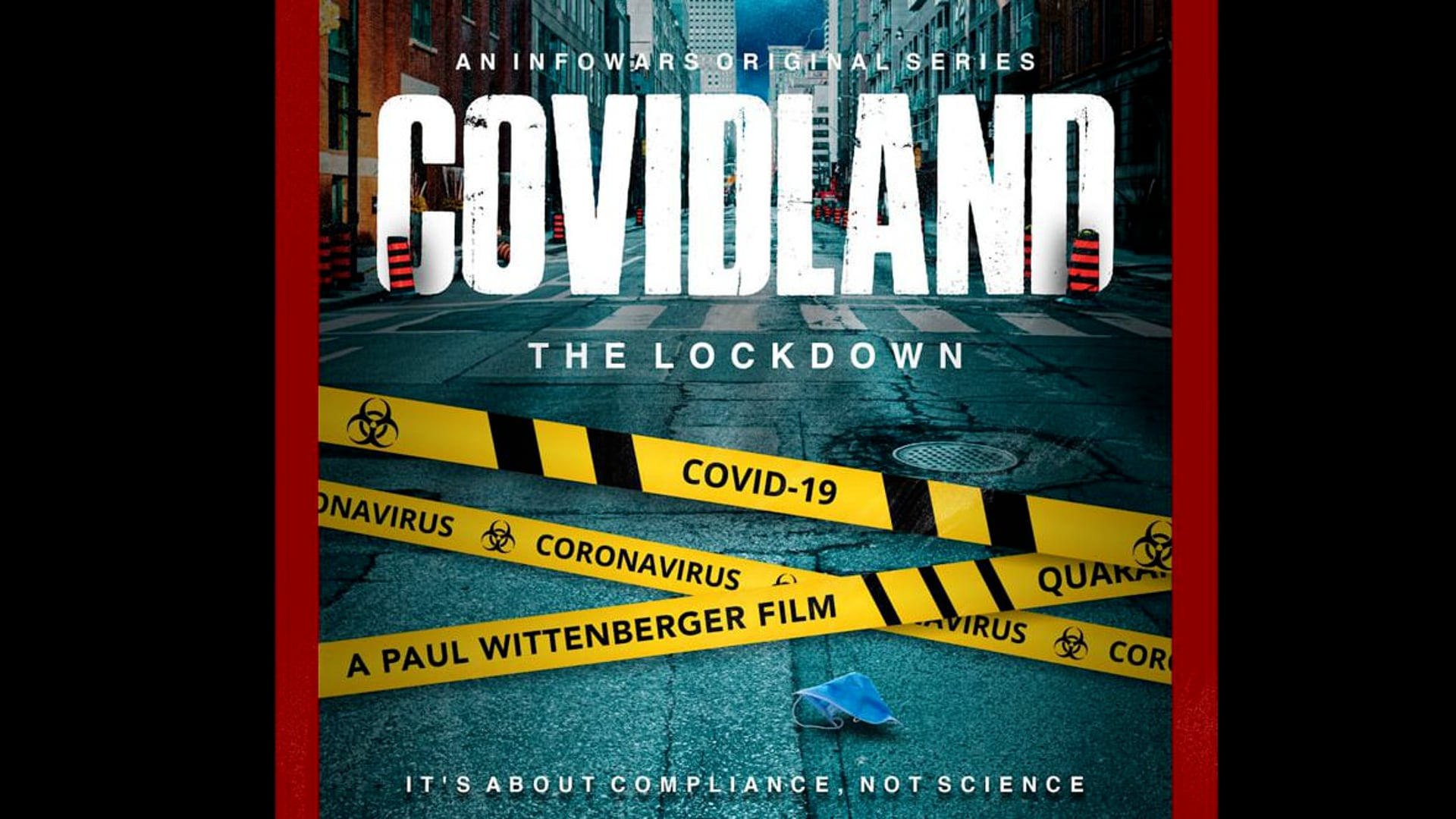 Covidland: The Lockdown on ReDiscover Television