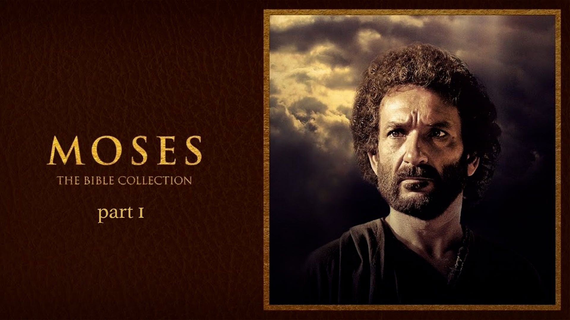 Bible Collection: Moses, pt.1